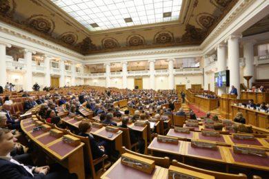 Александр Дрозденко: Наш парламент профессионален и конструктивен
