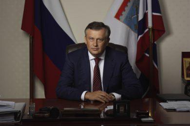 Губернатор у аппарата: 18 ноября состоится прямая линия с Александром Дрозденко