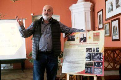 Внук легендарного летчика посетил Всеволожск