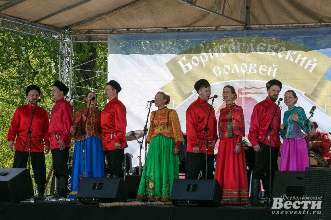 Фестиваль «Борисоглебский соловей» вышел на новый уровень