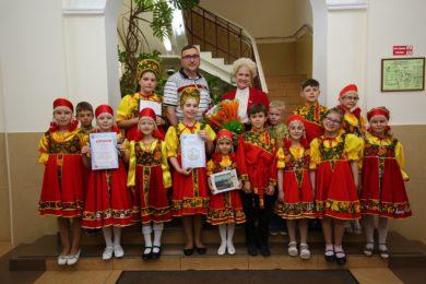 Русские песни в исполнении ансамбля «Веретенце» признаны лучшими в области
