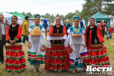 Сабантуй соберет гостей в деревне Энколово