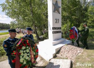 Во Всеволожском районе прошли акции, приуроченные ко Дню памяти и скорби