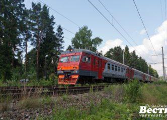 До Мельничного Ручья пустят дополнительный поезд