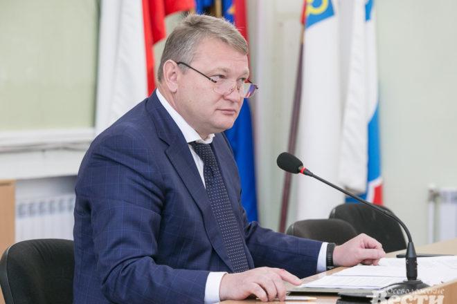 Главой Всеволожского района стал Вячеслав Кондратьев
