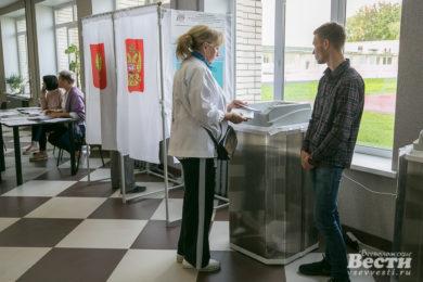 Леноблизбирком подвел итоги выборов