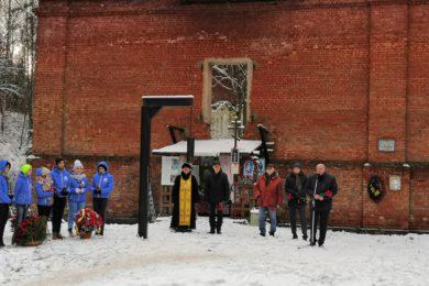 Во Всеволожском районе почтили память жертв политических репрессий