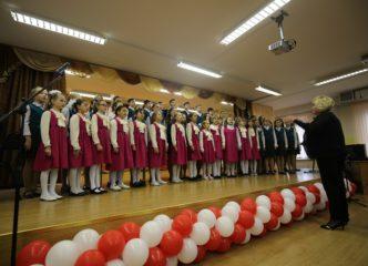 Гарболовская школа отпраздновала юбилей