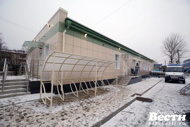 Новые социальные объекты открылись в Буграх и Агалатово
