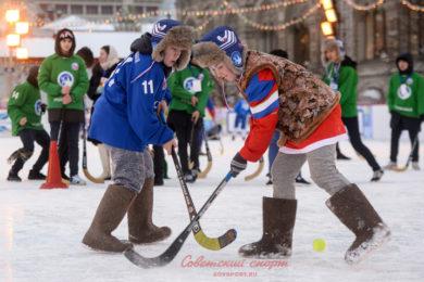 «Русская зима» приглашает в «Охта Парк»!