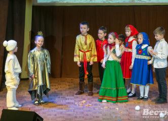 Во Всеволожске прошел гала-концерт «Русская сказка»
