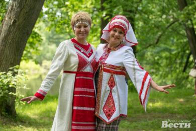 Марийская автономия знакомит с народными традициями школьников Всеволожского района