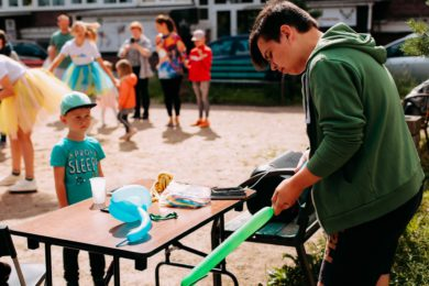 Семьям Всеволожского района подарят веселое лето