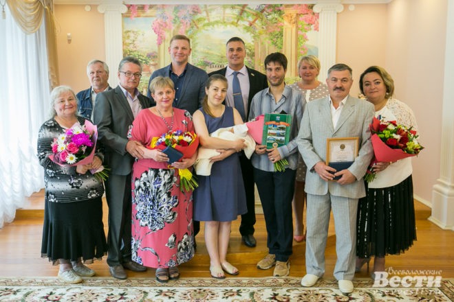 Во Всеволожском районе наградили лучшие семьи