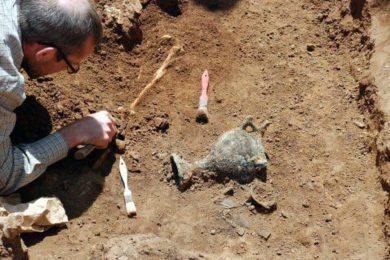 Как находка всеволожского археолога попала на Международную выставку