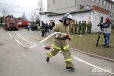 Более 500 школьников Всеволожского района соревновались на «Зарнице»