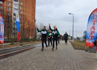 Жители Всеволожского района сделали «10 000 шагов к жизни»