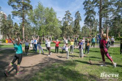 «Дворовый тренер» приглашает жителей Всеволожска заняться спортом