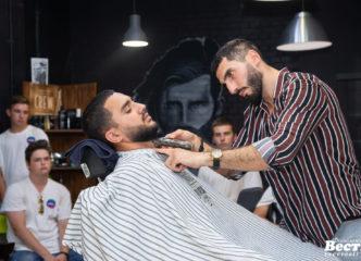 Подросткам из трудовых отрядов Всеволожска рассказали, как ухаживать за бородой