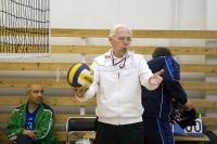 Смотреть альбом III Областной Рождественский турнир по волейболу среди ветеранов
